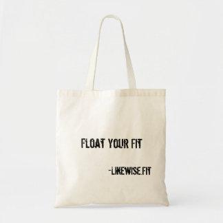 Tote Bag Flottez votre ajustement Fourre-tout