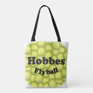 Tote Bag Flyball Hobbes, 100.000 points
