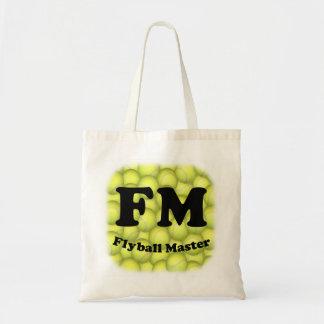 Tote Bag FM, budget principal Fourre-tout de Flyball