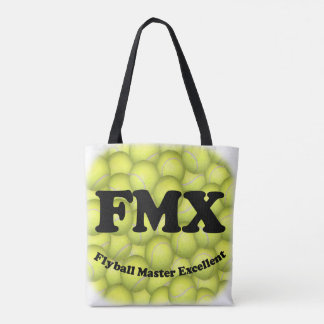 Tote Bag FMX, points principaux de Flyball excellents