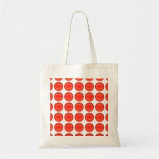 Tote Bag Fourre-tout - points rouges