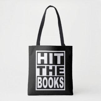 Tote Bag Frappez les livres
