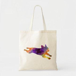Tote Bag French Bulldog 03-2
