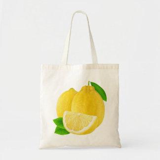 Tote Bag Fruits de citron