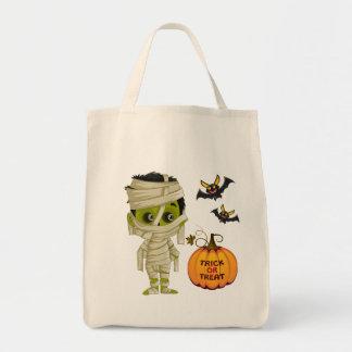 Tote Bag Garçon de Sac-Maman de Halloween