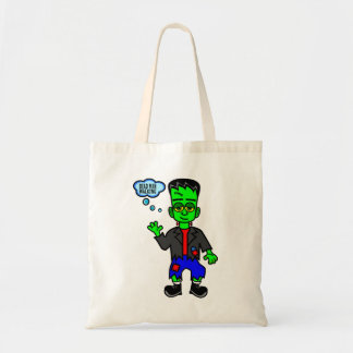 Tote Bag Garçon du monstre de Frankenstein de bande