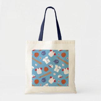 Tote Bag Garçons colorés Fourre-tout de motif de thème de