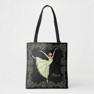 Tote Bag Grâce de ballerine