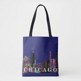 Tote Bag Graffiti de Chicago