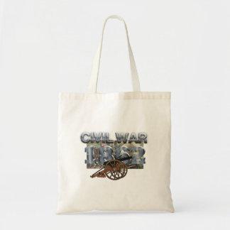 Tote Bag Guerre civile 1862 d'ABH