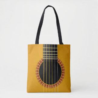 Tote Bag Guitare acoustique
