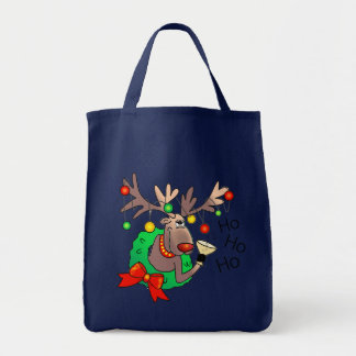 Tote Bag HO HO HO 2 par SHARON SHARPE
