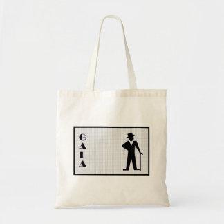 Tote Bag Homme de danse