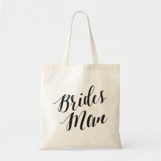 Tote Bag Homme de jeunes mariées de Fourre-tout | de