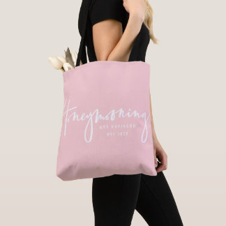 Tote Bag Honeymooning
