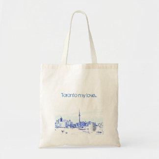 Tote Bag Horizon de Toronto