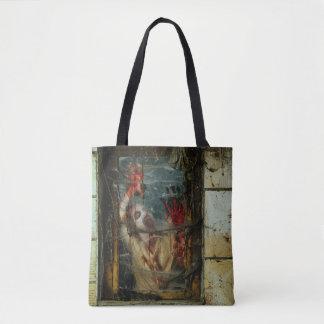 Tote Bag Horreur de zombi