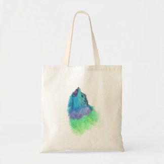 Tote Bag Hurlement à la lune
