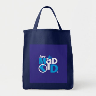 Tote Bag I Love Madrid Best Club Ever
