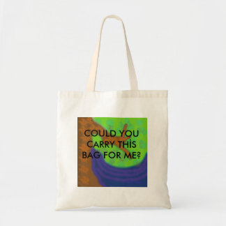 TOTE BAG IL TERRIBLEMENT LOURD !