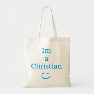 Tote Bag Im un chrétien
