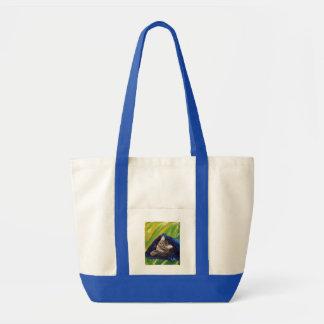 Tote Bag impulsion espiègle fourre-tout de minou