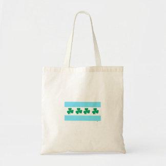 Tote Bag Irlandais de la rivière Green Chicago St Patrick