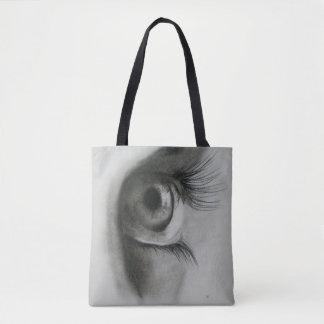 Tote Bag J'ai mon oeil sur vous !