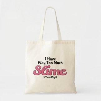 Tote Bag J'ai trop de #YeahRight Fourre-tout de boue