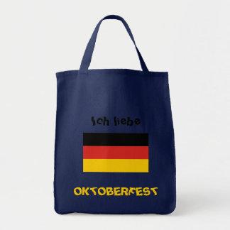 Tote Bag J'aime Oktoberfest