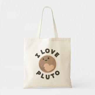 Tote Bag J'aime Pluton