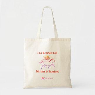 Tote Bag Je fais il henissement-ked ! Peu-moins et nu-pieds