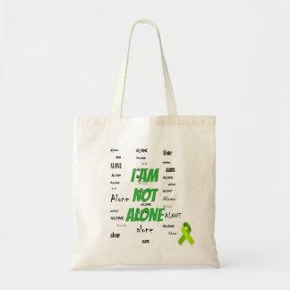 Tote Bag Je ne suis pas seul
