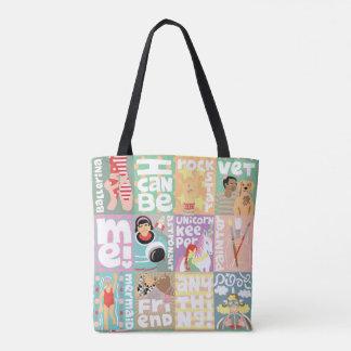 Tote Bag Je peux être Fourre-tout