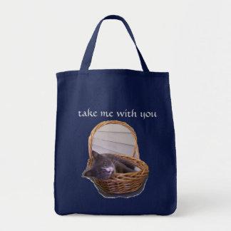 Tote Bag jerry_basket-transparent, prenez-moi avec vous