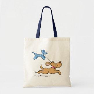 Tote Bag Jeu du chien
