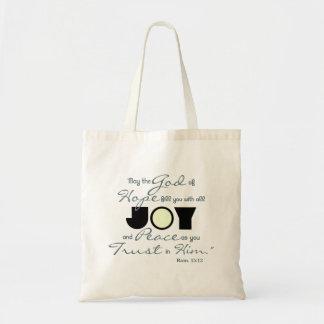 Tote Bag Joie chrétienne