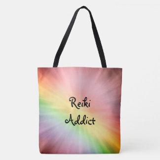 Tote Bag Jolie conception d'intoxiqué de Reiki