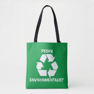 Tote Bag Jour de la terre embêtant d'Environmentailist