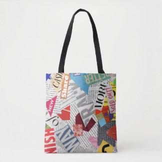Tote Bag journal