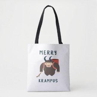 Tote Bag Joyeux Krampus
