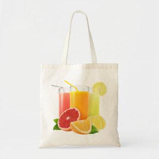 Tote Bag Jus d'agrumes frais