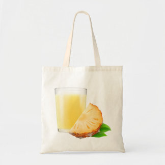 Tote Bag Jus d'ananas