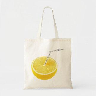 Tote Bag Jus de citron