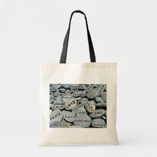 Tote Bag Juste notes, Love_
