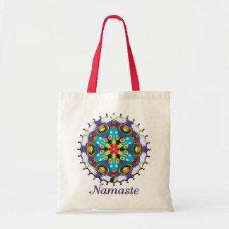 Tote Bag Kaléidoscope de Namaste de confection