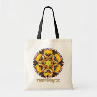 Tote Bag Kaléidoscope d'Oracle Namaste