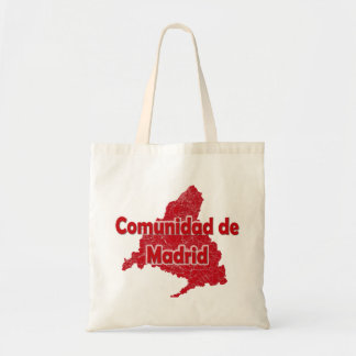 Tote Bag La Communauté de Madrid