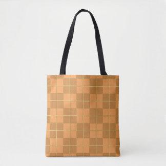 Tote Bag La conception naturelle de vecteur de tuiles de