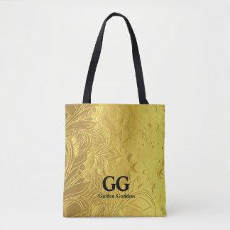 Tote Bag La déesse d'or célèbrent la cinquantième fête